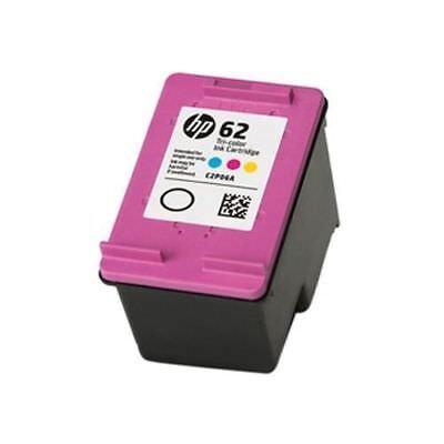 HP Original 62 Tri-Colour Ink Cartridge (C2P06AE-NP) Envy 5640 e-All-in-One 5740