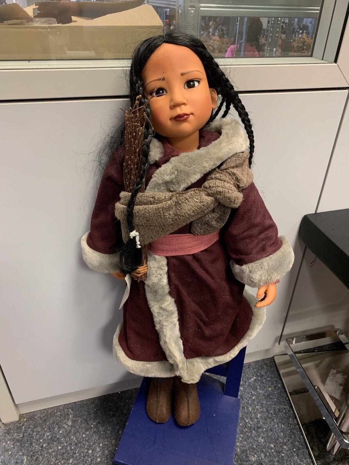 Tara Heath vinilo muñeca Karma 80 cm. top estado