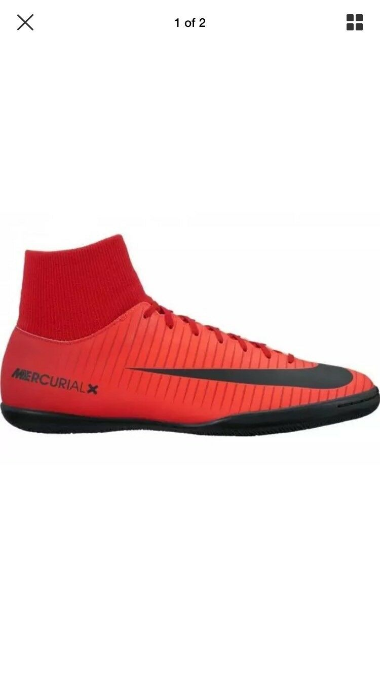 Nike mercurialx indoor vittoria 6 df m indoor mercurialx scarpe 903613-616 Uomo sz - 9 c0bad1
