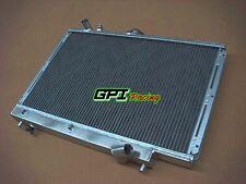 FOR MAZDA FAMILIA GTX / 323/PROTEGE LX 1.8L BP 1989-1994 90 91 Aluminum Radiator