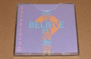 DURAN-DURAN-Do-You-Believe-In-Shame-Rare-amp-Original-UK-3-034-Inch-CD-Single