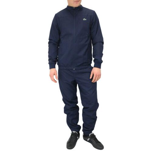 Lacoste Sport Tennis Trainingsanzug Jogginganzug Herren WH3584 R26 Blau