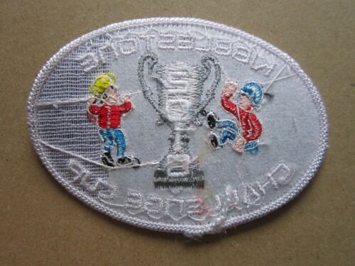 Kibblestone Challenge Cup 2010 Cloth Patch Badge Boy Scouts Scouting L6K