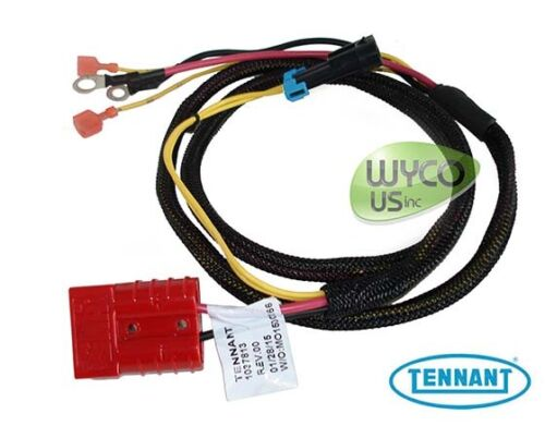 CHARGER ON-BOARD 3B9 1037813 WIRE ASSY TENNANT T3 FLOOR SCRUBBERS HARNESS