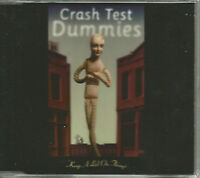 Crash Test Dummies Keep A Lid On Things W/ 2 Unreleased Trx Cd Single Sealed
