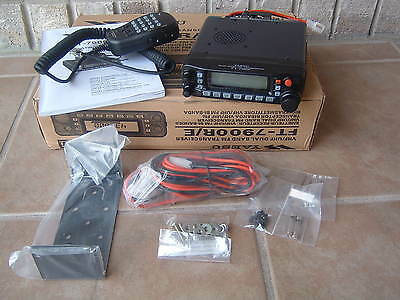 Yaesu FT-7900R VHF & UHF Dual Band Mobile  Prepper/Amateur TEOTWAWKI Radio
