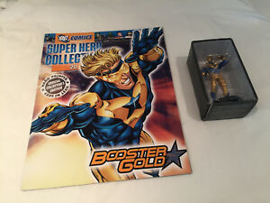 "EAGLEMOSS Brand New DC Superhero Collection /""Booster Gold/"" Figurine"