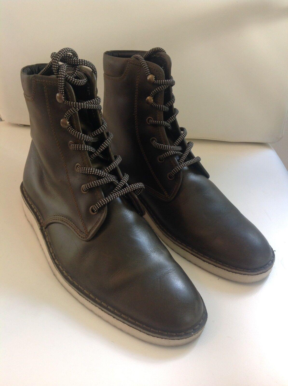 Lo uomini giuro lou5 pullup stivali di pelle marrone uomini Lo '44 11 0469d2
