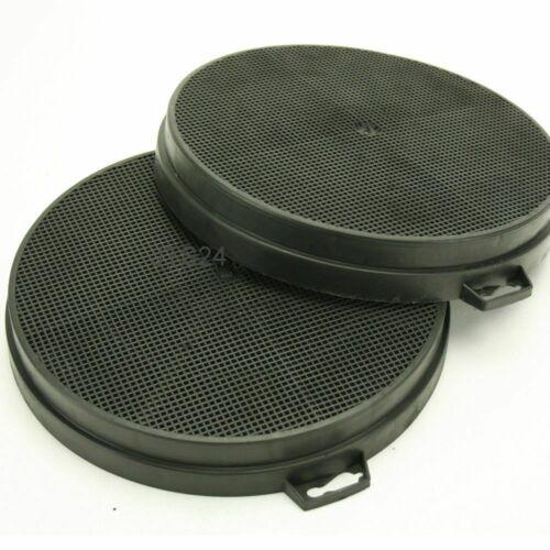 2 Stk  Dunstabzugshaube Abzugshaube Filter 210 mm Ersatz für SiemensLZ51400