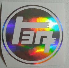 "3.5""Jdm toyota TEQ decal gt86 frs scion static corolla toyota oil slick corolla"