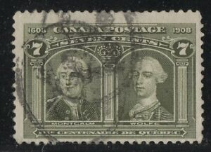 MOTON114-100-Centenary-7c-Canada-used-well-centered