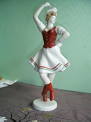 Porzellan Figur