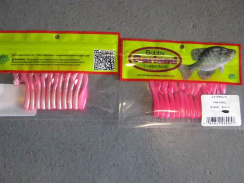Bobby garland stollr pink//chart 2 packs