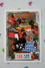 Lego Nexo Knights Collector Card - no.160 NEW!