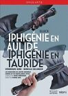 Gluck: Iphigenie en Aulide; Iphigenie en Tauride (DVD, Jan-2013, Opus Arte)