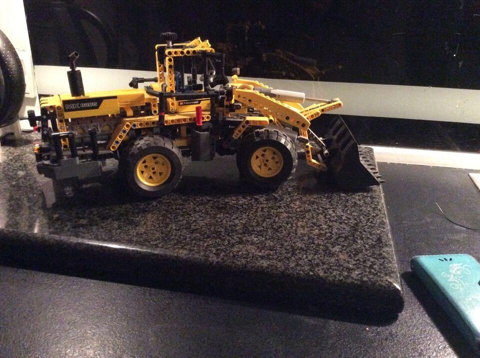 Lego Technic, Gummiged