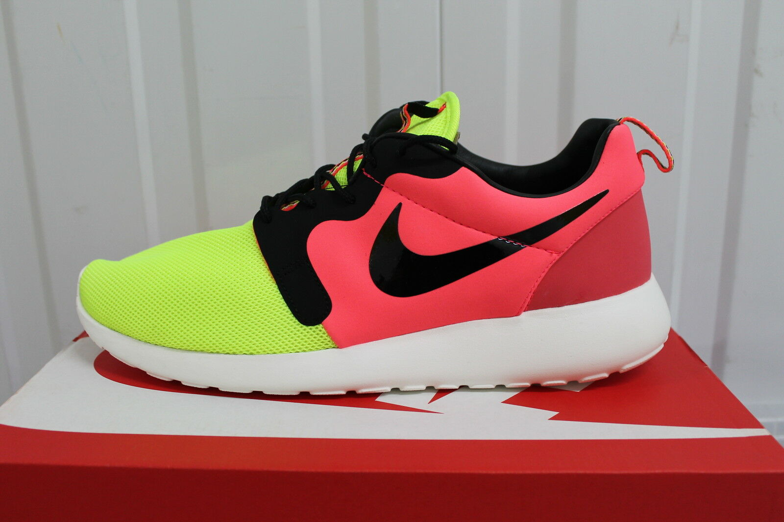 hot sale online d8cc7 0ea5d Nike rosherun Hyper Premium Premium Premium hombres, s la reducción del  precio 669689-700