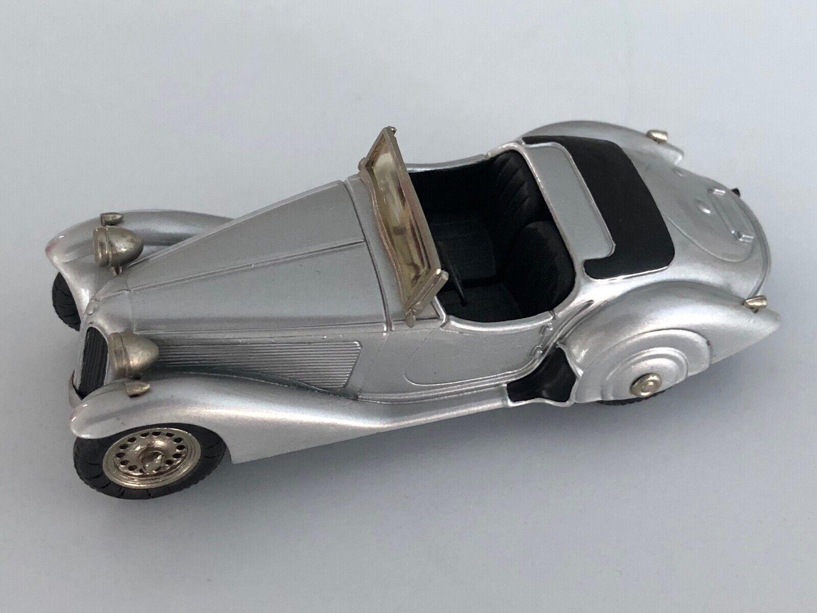 Danhausen Metal 43 AMR BMW 315 1 Roadster handbuilt model in 1 43 scale No. 1034