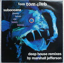 "TOM TOM CLUB - Suboceana (Deep House remixes) - UK-12""-Maxi > Talking Heads"