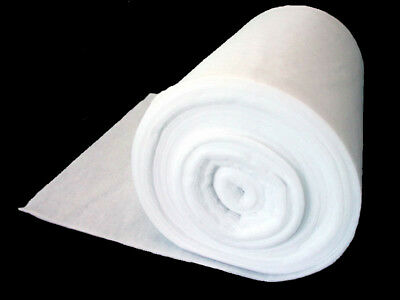 6 OZ POLYESTER UPHOLSTERY WADDING 4 METERS UPHOLSTERY SUPPLIES