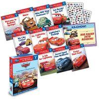 Adventures In Reading Disney Pixar Cars Level 1 - 10 Leveled Readers
