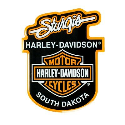 Harley Davidson Bar And Shield >> Sturgis Harley Davidson Bar And Shield Magnet Ebay