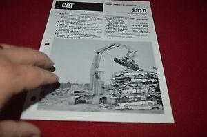 Caterpillar 416 Backhoe Loader Dealer/'s Brochure DCPA6 ver4
