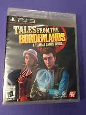 Tales From the Borderlands (PS3) NEW