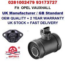 OPEL VECTRA C 2.2D Air Mass Sensor 02 to 05 Y22DTR Flow Meter Bosch 24437503 New
