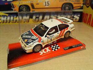 Scx 65050 Ford Sierra Cosworth 'Jimmy Mcrae' - Neuf dans sa boîte