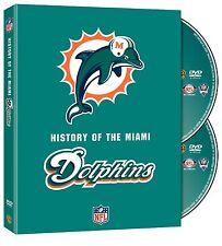 NFL History of the Miami Dolphins 2er [DVD] NEU mit Dan Marino