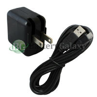 10FT USB Micro Data Cable+Wall AC Charger for Amazon Kindle Fire HD HDX 7.0 8.9