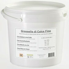 Sumpfkalk Fein Spachtelputz Spachtelmasse Natur Grassello di Calce 20kg