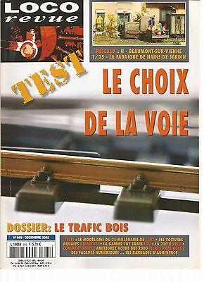 Loco Revue N°665 Reseaux N Beaumont-sur-vienne Fabrique Nains De Jardin/bois Bracing Up The Whole System And Strengthening It