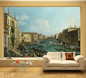3D Sky Build 4011 Wallpaper Murals Wall Print Wallpaper Mural AJ WALL UK Lemon