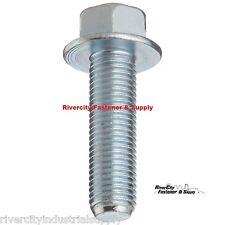 (1) M8-1.25 x 30 or M8x30 8mm x 30mm J.I.S. Small Head Hex Bolt 10.9 Zinc