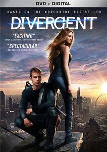 Divergent (DVD, 2014)