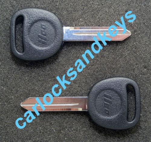NEW 1997-2003 Chevrolet Chevy Malibu B102 Key blanks blank