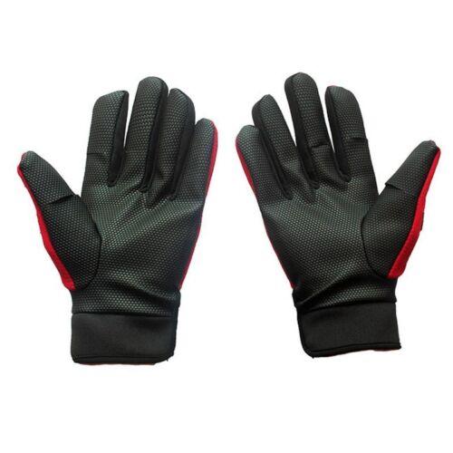3 Cut Fingers Warm Fishing Gloves For Winter Fish Waterproof Easy Outdoor Sports