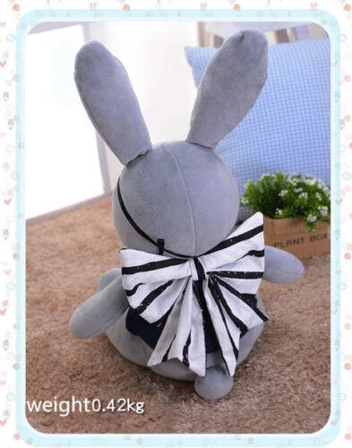 18/'/' Anime Black Butler Kuroshitsuji Doll Ciel Plush Doll Peter Rabbit Toy Gift