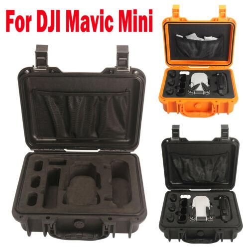 Waterproof Compact Travel Bag Storage Hard Case Box For DJI Mavic Mini Drone US