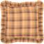 PRESCOTT-QUILT-SET-choose-size-amp-accessories-Rustic-Plaid-Brown-Lodge-VHC-Brands thumbnail 12