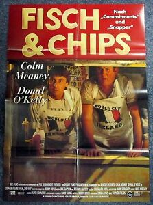 Pesce-amp-Chips-Donal-o-Kelly-Colm-Meaney-A1-Filmposter-Poster-j-9505