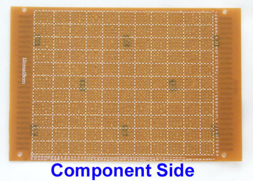 17pcs KIT Prototyping PCB Printed Circuit Board Prototype Breadboard Stripboard