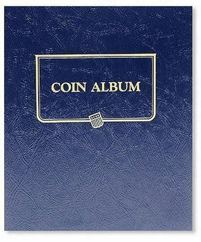 Universal Binder Whitman Coin Album Model 9140 Collector Gift Free US Shipping