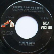 ROCK ´N´ ROLL BALLAD 45 ELVIS PRESLEY RCA 1965 - IN D VERSAND KOSTENLOS AB 5 45S