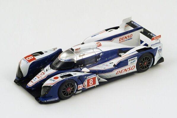 Toyota TS 030 Hybrid  8 Buemi-Davidson-Sarrazin  Le Mans  2012(Spark 1 43 S2377)