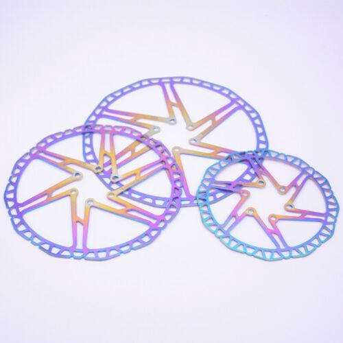 FOURIERS ROAD Bike BRAKE SYSTEM bicycle floating disc brake rotor 140-203MM