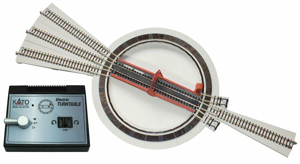 KATO 20-283 N Electric Turntable Turntable Turntable ae16e8