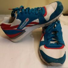2a4d1c3673c item 5 Reebok GL6000 Classic Shoe Turquoise Red Trainer sneaker US Mens  size 8.5 Sample -Reebok GL6000 Classic Shoe Turquoise Red Trainer sneaker  US Mens ...